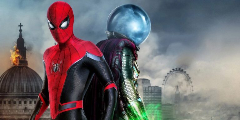 Recensione: Spiderman - Far from home