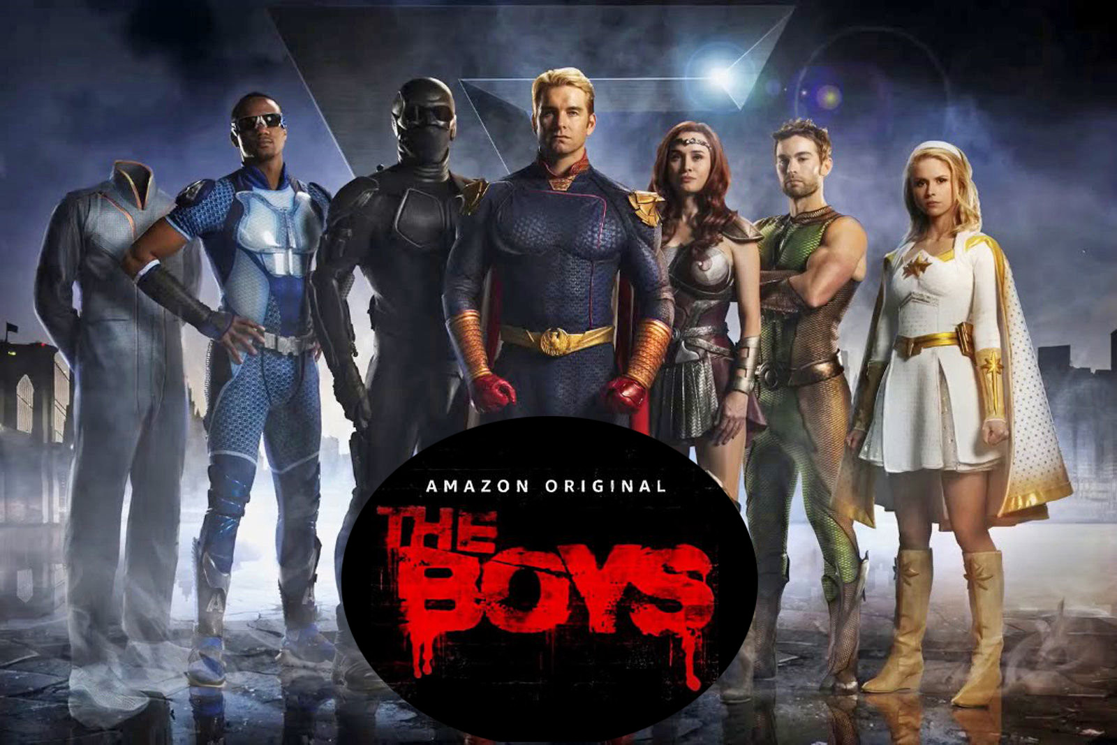 The BOYS: primo trailer 2ª Stagione
