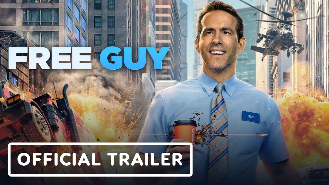 GTA il film, il trailer di Free Guy