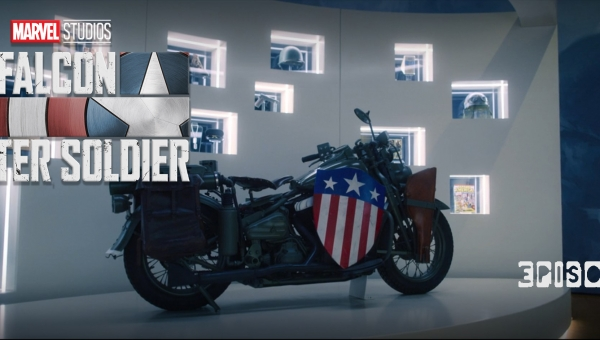 The Falcon and The Winter Soldier si parte: La recensione del primo episodio