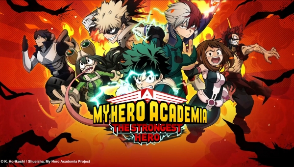 My Hero Academia: The Strongest Hero arriva su iOS e Android il 19 maggio