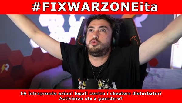Cheating, stream sniping e #FIXWARZONEita: Electronic Arts VS. Activision